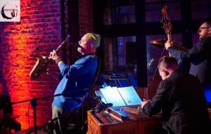 Tóth Viktor és az Arura Trio Lengyelország legnagyobb múltú és leghíresebb fesztiválján, a Jazz nad Odrán