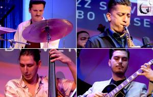 Szabó Dániel Ferenc triplázott, Oláh Kálmán Jr. duplázott a Jazz Combo versenyen