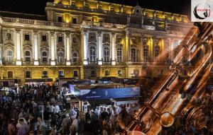 Jazz a Budapest Borfesztiválon szombaton