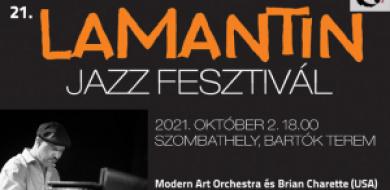 Interjú a Lamantin Jazz Fesztiválon is fellépő Brian Charette-tel